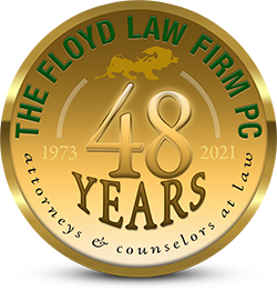 The Floyd Law Firm - 48 Year Anniversary
