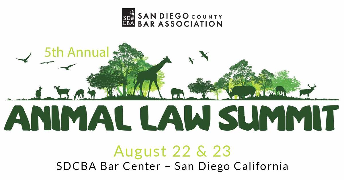 Animal Law Summit 2019