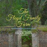 Floyd Domestic Animals of the Plantation - Brookgreen Gardens