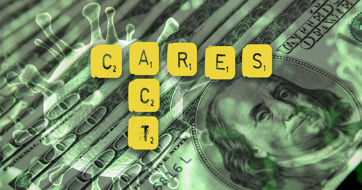 Information about the CARES Act Small Business Loan Program