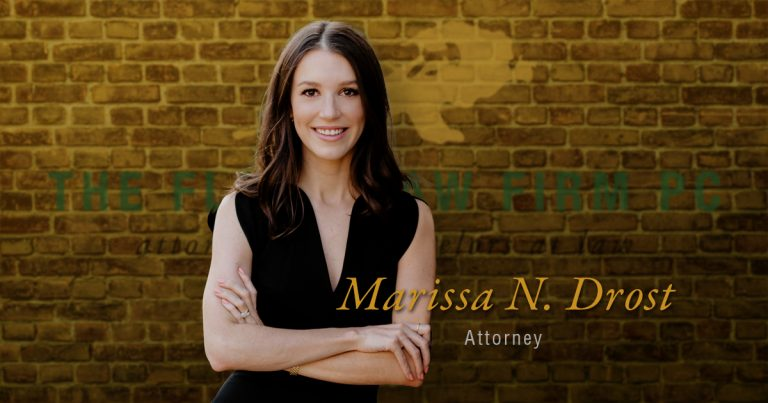The Floyd Law Firm Announces New Team Member, Attorney Marissa Drost